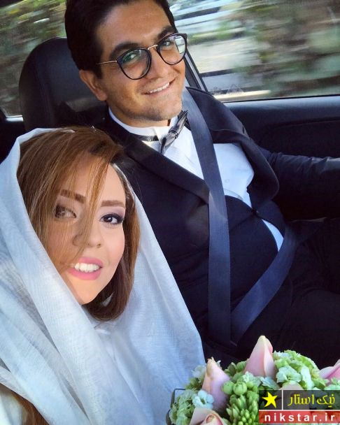 سالگرد ازدواج سینا شعبانخانی