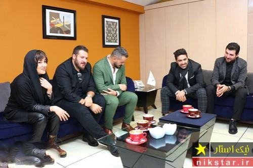 بازیگران سریال ممنوعه در پردیس کوروش