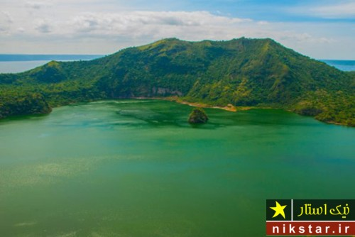 عکس زیباترین جزیره های جهان