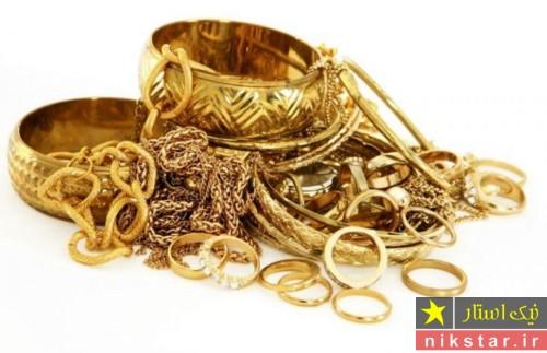 کشف مقدار زیادی طلا