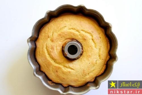 طرز تهیه کیک با پودر کیک