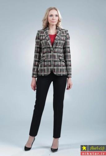 مدل کت تک زنانه بلند