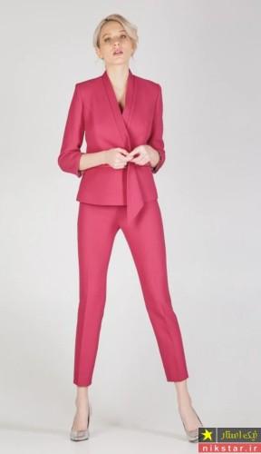 مدل کت و شلوار زنانه 2019