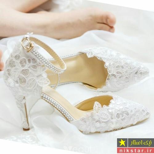 ست کفش عروس