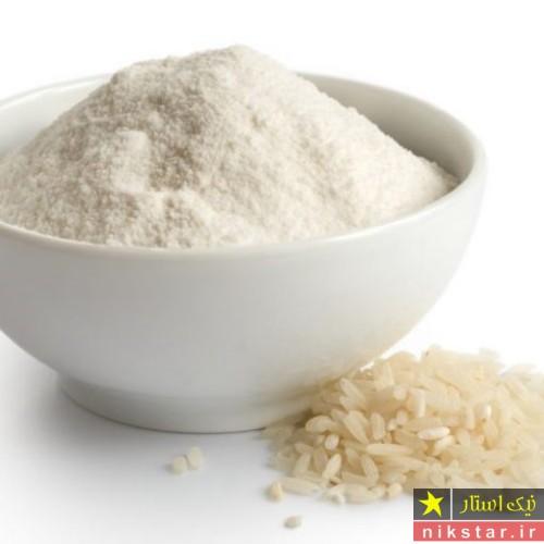 طرز تهیه آرد برنج