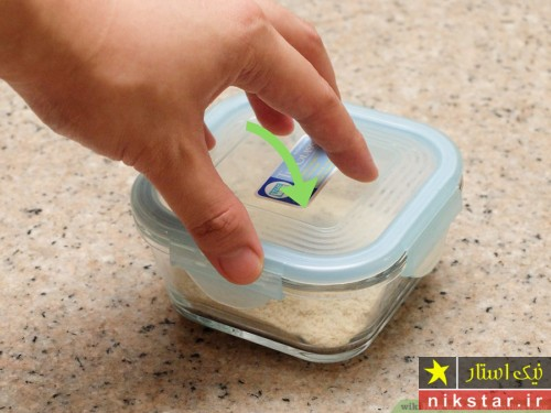 طرز تهیه ارد برنج برای فرنی نوزاد