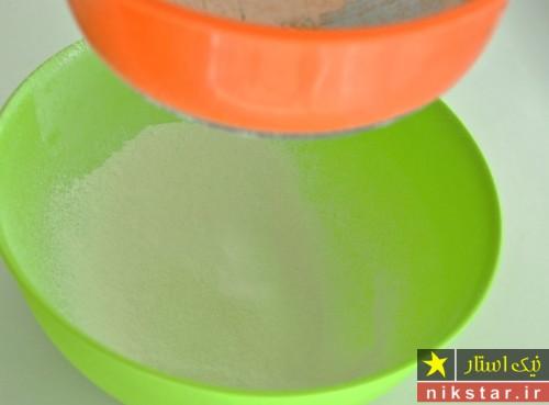 طرز تهیه کیک فنجانی یزدی