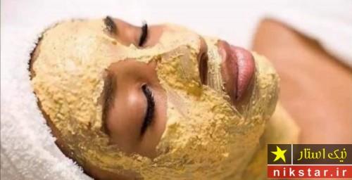 ماسک برای چاقی صورت