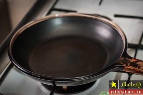 طرز تهیه پنکیک صبحانه بدون شیر