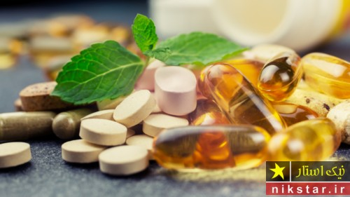 قرص مولتی ویتامین مینرال چاق کننده است