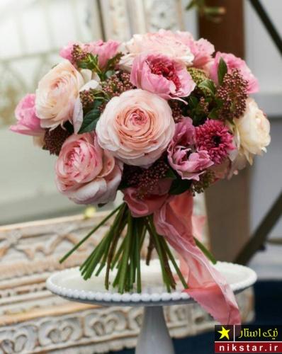 دسته گل زیبا