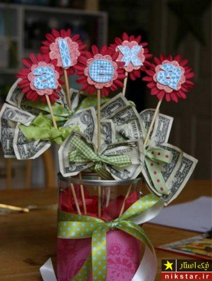تزیین پول عیدی
