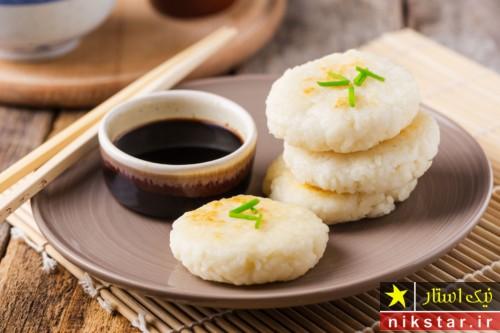 طرز تهیه کوفته برنجی ژاپنی