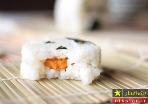 طرز پخت کوفته برنجی ژاپنی