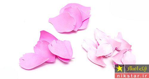 گلسازی با الگو