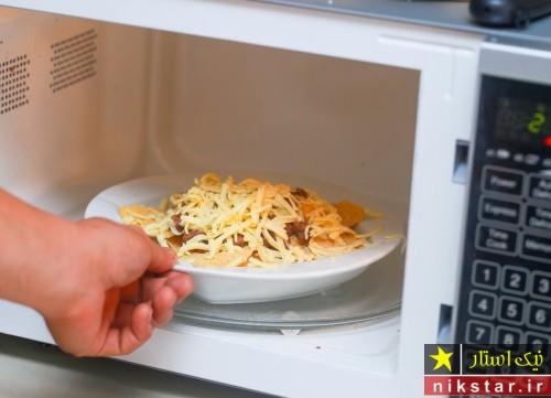 طرز تهیه چیپس و پنیر مرحله به مرحله
