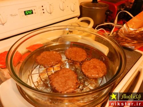 طرز تهیه انواع غذا با هواپز