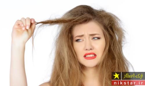 شامپو برای صاف شدن موهای وز
