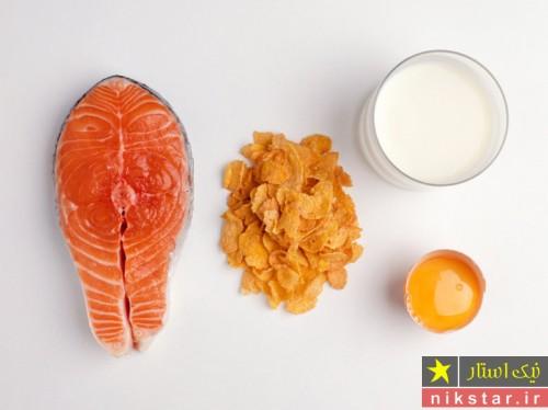 ویتامین ای برای چاقی صورت