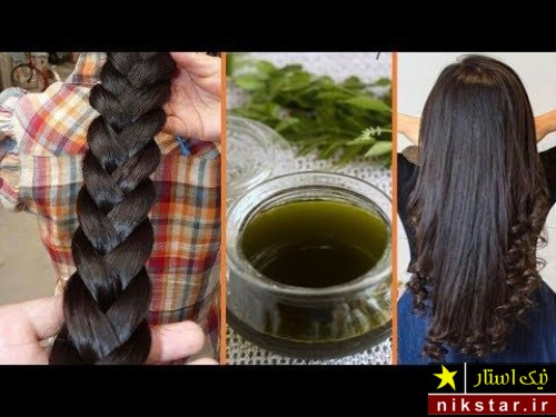 صاف کردن مو به روش ژاپنی