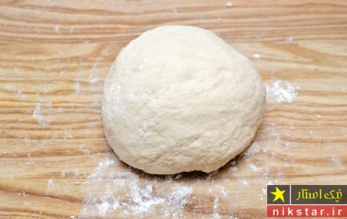 طرز درست کردن نان صبحانه فرانسوی