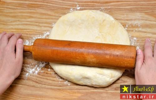 طرز پخت نان صبحانه خوشمزه