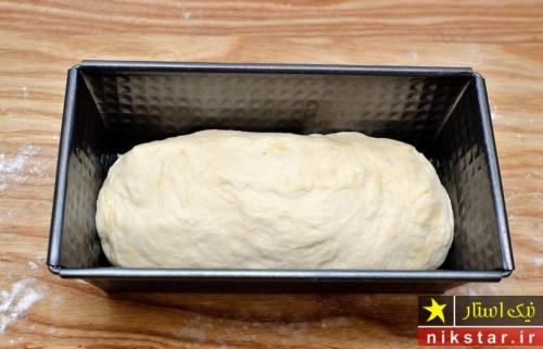طرز پخت نان صبحانه ساده