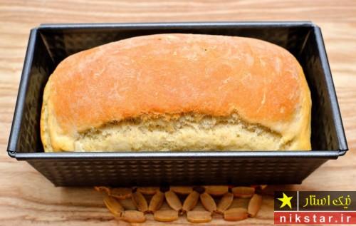 طرز تهیه نان صبحانه
