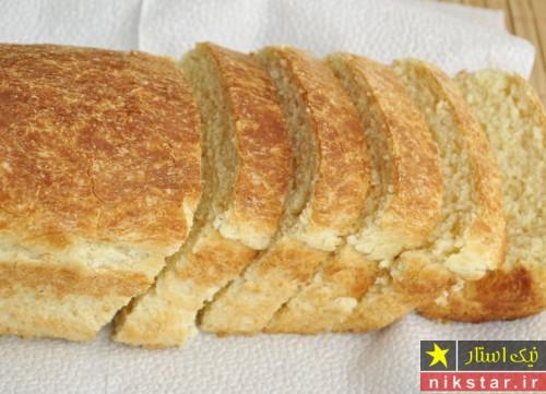 طرز تهیه نان صبحانه ساده