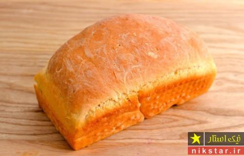 طرز تهیه نان صبحانه فوری