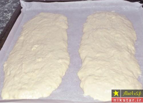 دستور درست کردن نان سیر