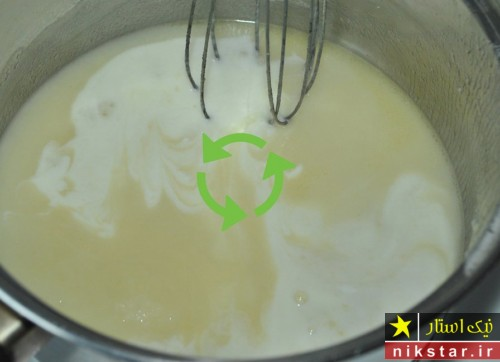 طرز تهیه سوپ کرم مرحله به مرحله