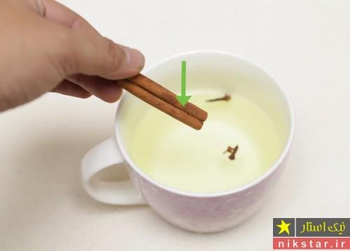 طرز درست کردن نوشیدنی لیمو ترش دارچین برای بیماری سرماخوردگی