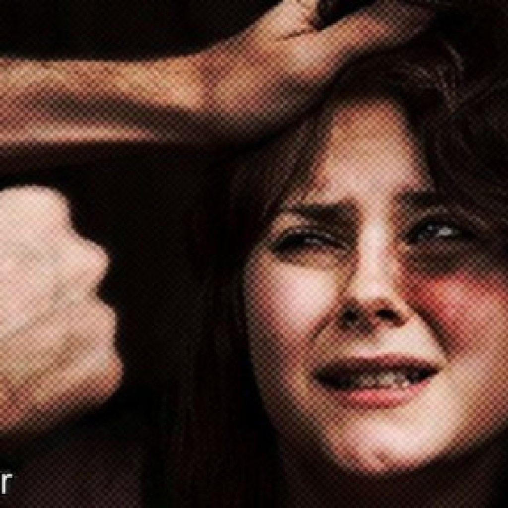 کتک زدن زن