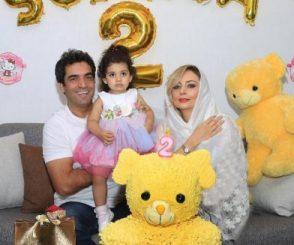تولد دختریکتا ناصر (3)