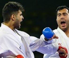 ۴ کاراته کای ایرانی رسما المپیکی شدند_60ad37689aca9.jpeg