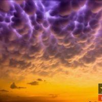 عکس های عجیب از پدیدههای آب و هوایی در کره زمین