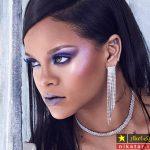 برند معروف لوازم آرایش خواننده هالیوودی ریحانا + تصاویر