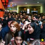 حمله مردم به بازیگران در جشن امضای سریال ممنوعه