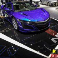 عکس های خودرو های لوکس در نمایشگاه بین المللی خودرو گوانگژو