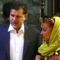 عکس همسر علی دایی با تیپ خفن در رستوران