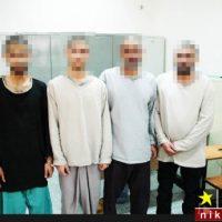 دستگیری گروهی سارقان زورگیر در پایتخت