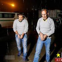 چهره محمد سالم و وحید مظلومی قبل از اعدام + عکس