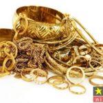 کشف مقدار زیادی طلا از یک تشک دست دوم