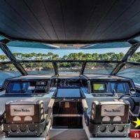 قایق لوکس ۱۳ میلیاردی در ترکیه رونمایی شد + تصاویر