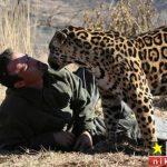 عکس های جالب از رابطه عاشقانه حیوانات با انسان ها