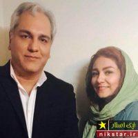 عکس عروسی مهران مدیری وهمسرش