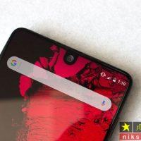 گوشی موبایل با زیباترین طراحی صفحه نمایش در اواخر ۲۰۱۸