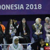عکس دختر رفسنجانی در بازی های پاراآسیایی ۲۰۱۸