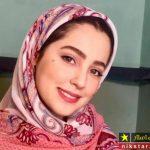 تیپ خفن مهسا هاشمی بازیگر سریال بازی نقاب ها